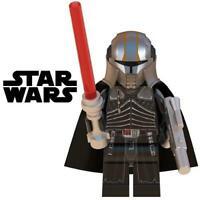 Starkiller Star Wars Custom Minifig Mini Figure 77