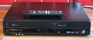 Panasonic DMR-EZ49V DVD/VHS Player... Copy from VHS to DVD!