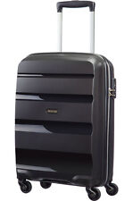 American Tourister Bon Air Spinner Small 4 Wheel Suitcase 30l Black