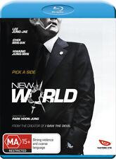 A NEW WORLD BLU-RAY movie aus made region b Brand New Sealed!