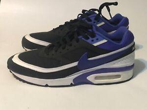 Mens Nike Air Max Sz 11.5  US Persian Violet Black White 819522-051 VERY CLEAN