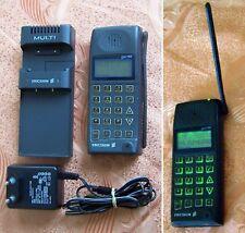 Vintage Ericsson GH 198 Year-1996 Brick Mobile Phone. (go 118 T 688 Gf GA S 388)