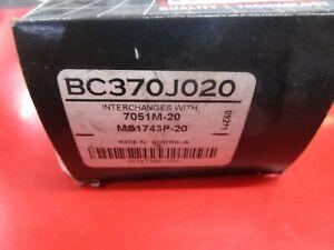 NOS Enginetech main bearing set BC370J .020 Ford 2.3 2.5 OHC Flange STD