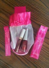 Mary Kay Signature  Chocolate Spice Nail Polish & Lip Gloss Duo!/