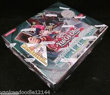 Yugioh Return of the Duelist 1st Edition Booster Factory Sealed Box, 24 packs