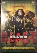 DANCE BLAST - BOLLYWOOD DVD - NEW. STILL SEALED. Best Of Indian Pop.