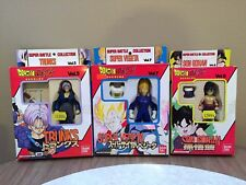 Dragon Ball Z GT Heroes Super Battle Collection Trunks S Vegeta Son Gohan 5 7 8