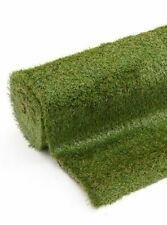 Kunstrasen Rasenteppich Fertigrasen grün Balkon Garten 1m Breit,  3m Lang # PLT