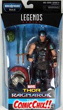 Marvel Legends ~ THOR ACTION FIGURE (MOVIE) ~ Thor: Ragnarok ~ HULK BAF SERIES