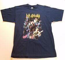 Def Leppard Concert Shirt 2000 Euphoria (Xl) (Brand New)