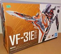 Bandai DX Chogokin Macross Delta VF 31E Siegfried Chuck Mustang Action Figure