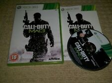 CALL OF DUTY : MODERN WARFARE 3  - Rare XBOX 360 Game