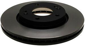 Disc Brake Rotor-Coated Front ACDelco Advantage fits 01-06 Hyundai Santa Fe