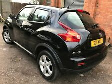 11 NISSAN JUKE 1.5 DCI VISIA, 1 F/OWNER, AIR CONDITIONING, ALLOY WHEELS