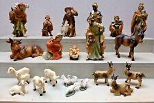 Krippenzubehör Krippenfiguren Weihnachten 12 x Jesuskind  6 cm