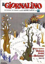 IL GIORNALINO n.51/1971 nico e pepo caster'bum larry yuma inserto meraviglia
