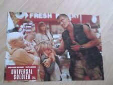 Universal Soldier - Dolph Lundgren  - 1 Kinoaushangfoto - Portrait