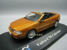 ATLAS 1:43 VOLVO C70 Roadster Car Model Car DieCast Model Toy Vehicles