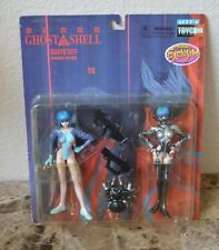 Motoko Kusanagi White Out & Hard Disk Ghost In The Shell Action Figure Set