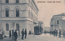 * CATANZARO - Palazzo delle Finanze, Tram 1913
