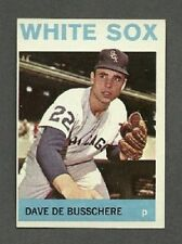 1964 Topps # 247 Dave De Busschere - White Sox - EX/MT - Additional ship free