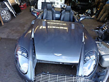 ASTON MARTIN DB9 5.9 PETROL V12 TOUCHTRONIC 2010 BONNET LIGHTS WINGS GEARBOX ECU