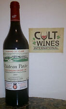 WS 100! RP 98+ 2005 Chateau Pavie St. Emilion wine FLAWLESS!