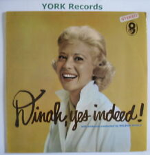 DINAH SHORE - Dinah Yes Indeed! - Excellent Condition LP Record World ST 408