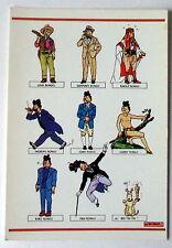 Carte postale Bingo Bongo,Ted Benoit,humanoides associés, postcard