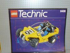 LEGO® Technic Bauanleitung 8408 Desert Ranger B ungelocht instruction B180