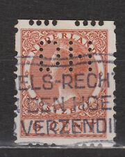 Roltanding 41 PERFIN DH used Nederland Netherlands syncopated Pays Bas