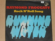 "RAYMOND FROGGATT -Running Water- 7"" 45"