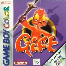 Nintendo Gameboy Color Game Gifty Boxed MINT