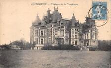 CPA 10 CHAOURCE CHATEAU DE LA CORDELIERE