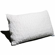 Shredded Memory Foam Pillow With Bamboo Cover - Coop Home Goods - Made In Usa, Q