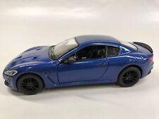 Maserati Gran Turismo MC Stradale 1:38 Scale 5395 Blue