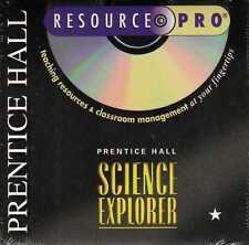 Prentice Hall Science Explorer Resource Pro (CD-Rom, Win/Mac, 2006) BRAND NEW