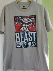 "WWE Brock Lesnar ""beast For Business"" Tshirt"