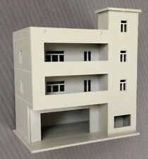 HO Scale 1:100 Gauge Apartment Building for Model Train Railway Scenery Layout A