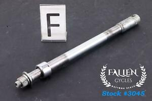 """#3045 Harley OEM Softail EVO 3/4"""" Front Axle Bolt 41584-86A"""