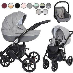 Kinderwagen Kunert MILA 3 in 1 Sportwagen Babywagen Autositz Babyschale