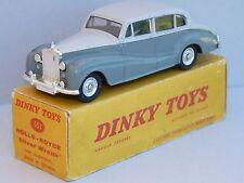Dinky Toys Rolls Royce Silver Wraith