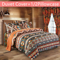 Bohemian Duvet Cover Quilt Cover Set Bedding Set Twin Full Queen King All Sizes