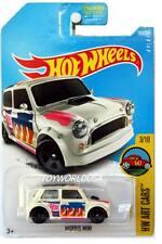 2016 Hot Wheels #193 Hw Art Cars Morris Mini
