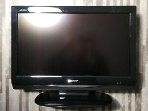 """Télévision LCD/moniteur PC Sharp AQUOS  26"""""""