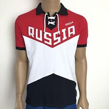 """Bosco Sport"" Polo-Shirt/los cordones Russian Olympic team río 2016 XL, XXL, 3xl"