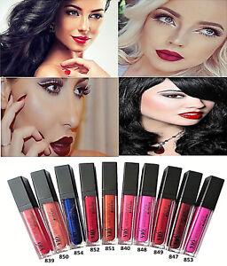 New Vio Long Lasting Lip Gloss Makeup Lip Liquid Waterproof Matte Super Lipstick