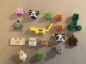 Minecraft Mini Figure Bundle Figures