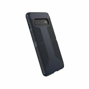 Speck Presidio Grip Series Case for Samsung Galaxy S10 - Eclipse Blue/Black