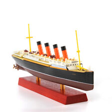 Atlas 1/1250 Alloy RMS Lusitania Transatlantic Boat Ship Model Display